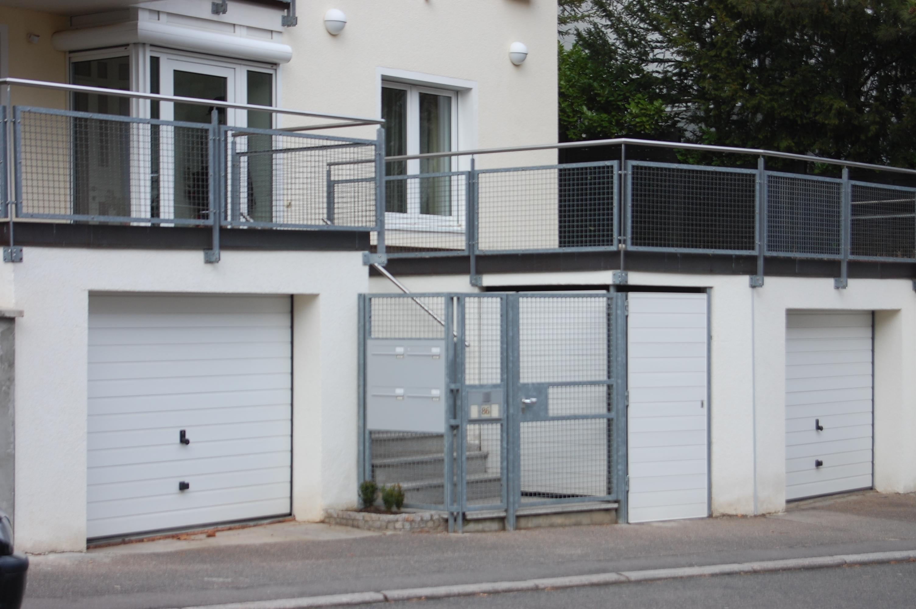 Toranlage Stuttgart 2002